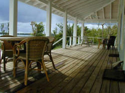 Beach Front Porch
